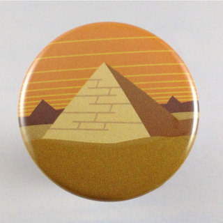 Great pyramid ancient egypt button 750x750 legacy square thumb