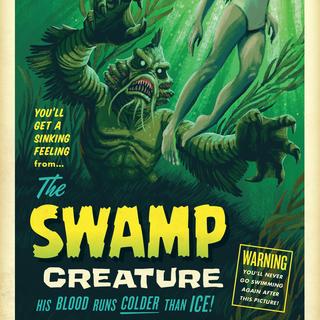 Campycreatures prints swamp 20creature legacy square thumb