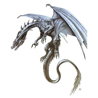 Mithral dragon legacy square thumb