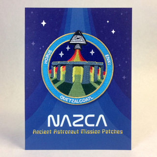 Nazca patches display card stonehenge station legacy square thumb