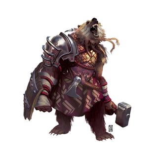 Bear folk legacy square thumb