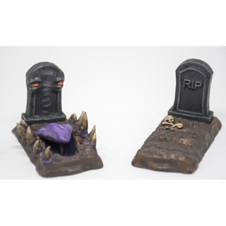 Grave painted legacy square thumb
