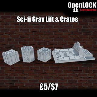 Preorder 28mm Modular Sci-fi Buildings & Scenery - OpenLOCK