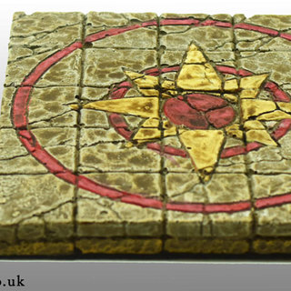 Compass rose legacy square thumb