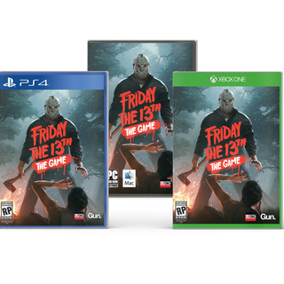 Friday the 13th: The Game Physical Copy Dated