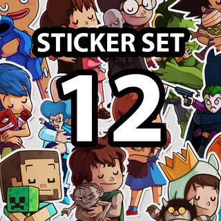 Sticker12 legacy square thumb