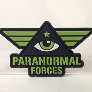 Cryptid command paranormal forces pvc emblem full legacy square thumb