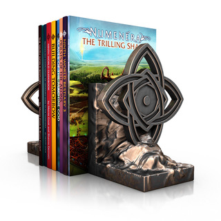N2 bookends with 20books legacy square thumb