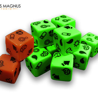 Dice green legacy square thumb