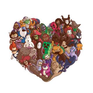 Heart legacy square thumb
