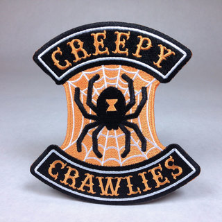 Hallows angels patch photo creepy crawlies full no logo legacy square thumb