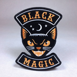 Hallows angels patch photo black magic full no logo legacy square thumb