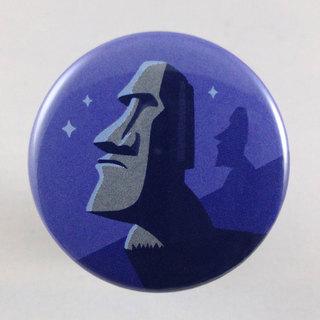 Easter island moai night button legacy square thumb