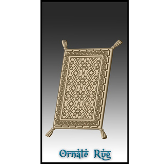Ornate rug legacy square thumb