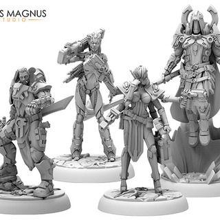 Resin heroes legacy square thumb