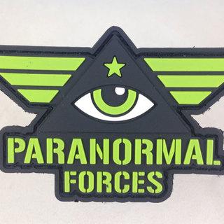 Paranormal forces pvc emblem velcro legacy square thumb