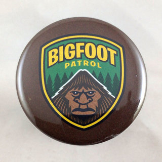 Bigfoot patrol shield button 700 legacy square thumb
