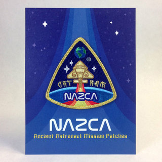Nazca patches display card nibiru officer insignia legacy square thumb