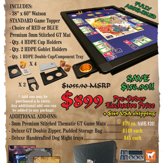 Watson deluxe retail package legacy square thumb