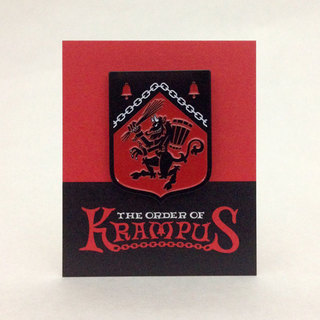 Order of krampus photos pin carded krampus rampant legacy square thumb