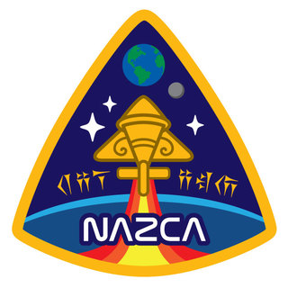 Nazca ancient astronaut officer s insignia patch final legacy square thumb
