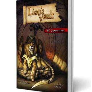 Lion s 20vault 20  20print legacy square thumb
