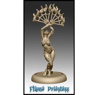 Flame priestess legacy square thumb