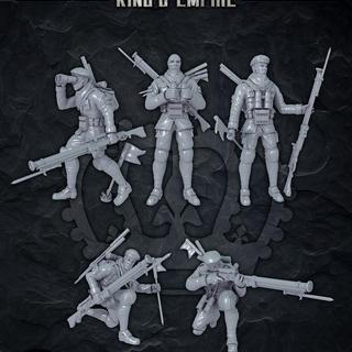 16 tos mini ke field intel corps legacy square thumb