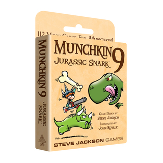 Kanon Preorder Three Mini-Expansions for Munchkin! on BackerKit NC-56
