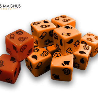 Dice orange legacy square thumb