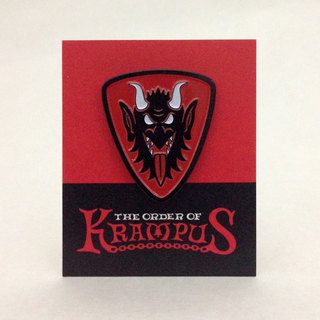 Order of krampus photos pin carded krampus face legacy square thumb