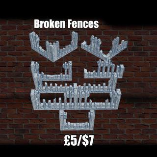 Broken 20fences legacy square thumb