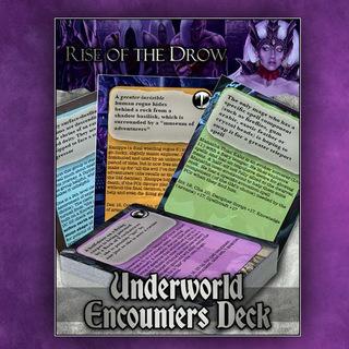 Rise of the drow underworld encounter deck pf  print  legacy square thumb
