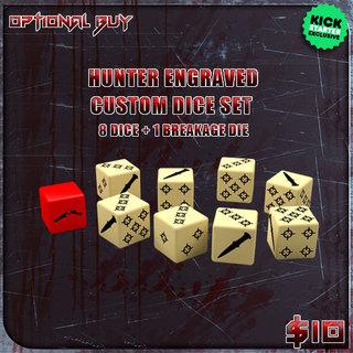 Hunter dice legacy square thumb