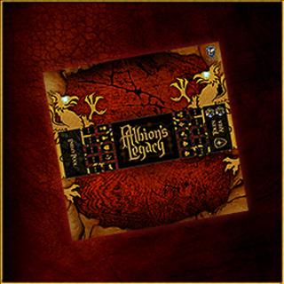 Alb 20grip legacy square thumb