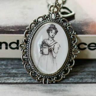 Necklace elizabeth legacy square thumb