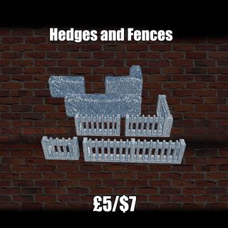 Hedges legacy square thumb