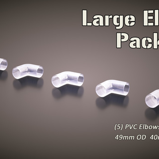 5 large elbow pack  legacy square thumb