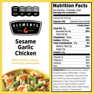 Sesame garlic chicken legacy square thumb
