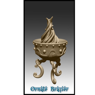 Ornate brazier legacy square thumb