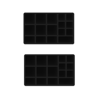 Quick setup legacy square thumb