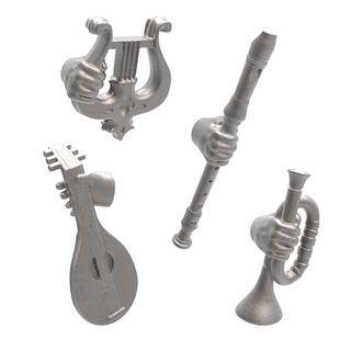 Instruments legacy square thumb