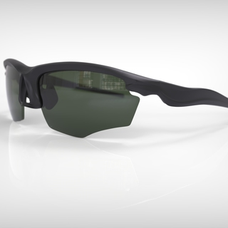Falcon elite black frame greygreen lens legacy square thumb