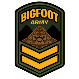 Bigfoot army cryptid command patch 800x600 legacy square thumb