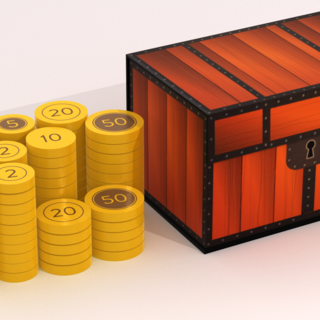 Coins yellow render legacy square thumb