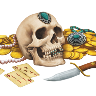 7th sea skull and gold legacy square thumb