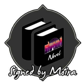 Novel signed legacy square thumb
