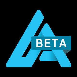 Android icon logo beta legacy square thumb