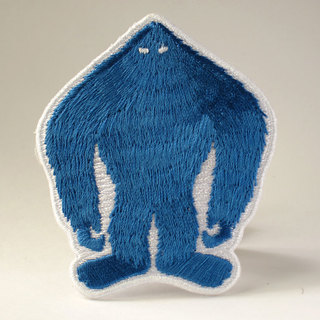 Yeti silhouette patch 1024x768 legacy square thumb
