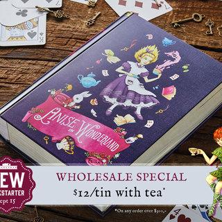 Noveltea tins wholesale special kickstarter   anise in wonderland legacy square thumb